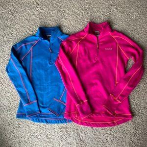 2! Avalanche Mogul Quarter-Zip Fleece